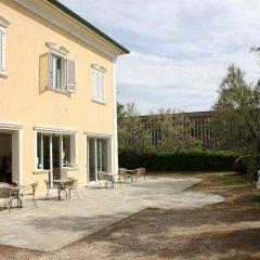 Отель Villa Margherita Римини парковка