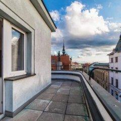Отель Pension Union Сланы балкон
