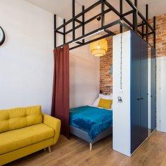 Отель Bliss Apartaments San Francisco Польша, Познань - отзывы, цены и фото номеров - забронировать отель Bliss Apartaments San Francisco онлайн комната для гостей фото 2