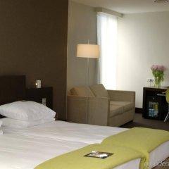 Отель NH Amsterdam Caransa Нидерланды, Амстердам - 1 отзыв об отеле, цены и фото номеров - забронировать отель NH Amsterdam Caransa онлайн комната для гостей фото 4