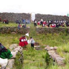 Отель Titicaca Lodge фото 18