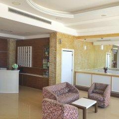 Отель Palace Lukova Албания, Саранда - отзывы, цены и фото номеров - забронировать отель Palace Lukova онлайн интерьер отеля фото 2