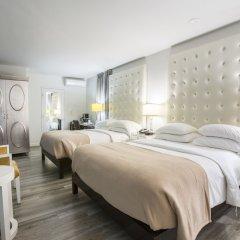 Отель L.A. Sky Boutique Hotel США, Лос-Анджелес - отзывы, цены и фото номеров - забронировать отель L.A. Sky Boutique Hotel онлайн комната для гостей фото 3