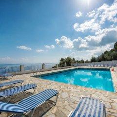 Апартаменты Litharia Apartments Corfu бассейн фото 2
