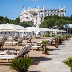 Отель Residenza Parco Fellini Римини пляж фото 2