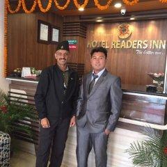 Отель Readers Inn Pvt.Ltd Непал, Катманду - отзывы, цены и фото номеров - забронировать отель Readers Inn Pvt.Ltd онлайн интерьер отеля фото 2