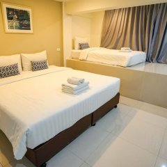 Отель SleepStation at Pratunam Таиланд, Бангкок - отзывы, цены и фото номеров - забронировать отель SleepStation at Pratunam онлайн комната для гостей фото 4