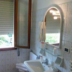 Отель Lanterna Италия, Абано-Терме - отзывы, цены и фото номеров - забронировать отель Lanterna онлайн ванная фото 2