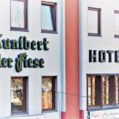 Hotel Kunibert der Fiese с домашними животными