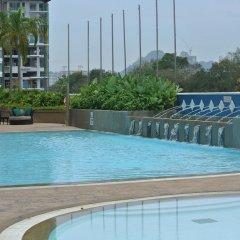 Отель Evergreen Laurel Hotel Penang Малайзия, Пенанг - отзывы, цены и фото номеров - забронировать отель Evergreen Laurel Hotel Penang онлайн бассейн фото 3
