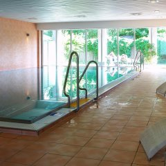 Best Western Hotel Heidehof бассейн