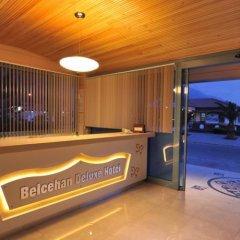 Belcehan Deluxe Hotel фитнесс-зал