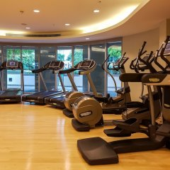 Отель Maison Privee - Burj Residence Дубай фитнесс-зал