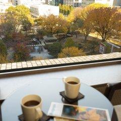 Nagoya Kanko Hotel балкон