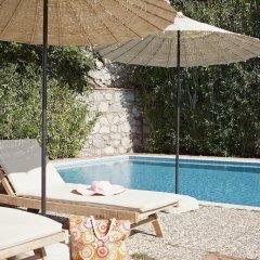 Отель Dionysos бассейн фото 3
