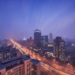 Отель Hilton Beijing балкон
