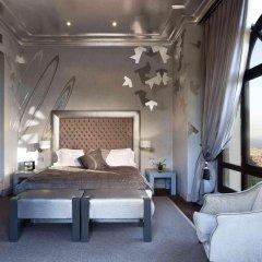 Отель Gran Hotel La Florida Испания, Барселона - 2 отзыва об отеле, цены и фото номеров - забронировать отель Gran Hotel La Florida онлайн комната для гостей фото 2