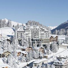 Carlton Hotel St Moritz фото 6