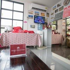 Отель D-Well Residence Don Muang Бангкок интерьер отеля фото 3