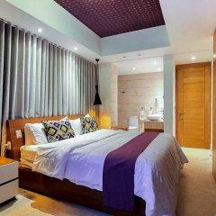 Отель Beach Rock Condo Boutique Доминикана, Пунта Кана - отзывы, цены и фото номеров - забронировать отель Beach Rock Condo Boutique онлайн комната для гостей фото 5
