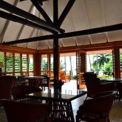 Отель Daku Resort Савусаву питание фото 2