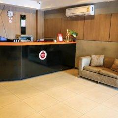Отель Nida Rooms Yanawa Sathorn City Walk Бангкок интерьер отеля фото 3