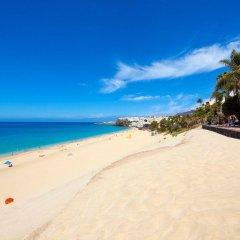 Отель Sol Fuerteventura Jandia пляж фото 2