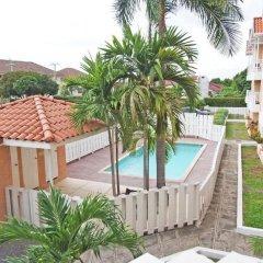Отель Finest Accommodation Marley manor балкон