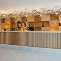 Отель Santos Ibiza Suites интерьер отеля