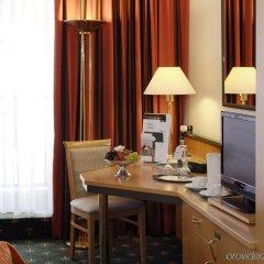 Отель Balance Hotel Leipzig Alte Messe Германия, Ройдниц-Торнберг - 1 отзыв об отеле, цены и фото номеров - забронировать отель Balance Hotel Leipzig Alte Messe онлайн в номере фото 2