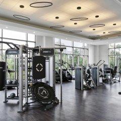 Bethesda North Marriott Hotel & Conference Center фитнесс-зал фото 3