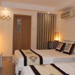 Legend Saigon Hotel комната для гостей фото 5