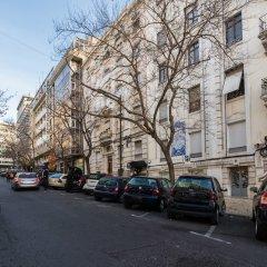 Lisboa Central Hostel парковка