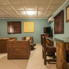 Отель Bogobiri House в номере