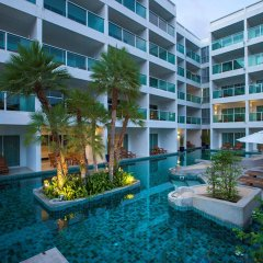 Отель Chanalai Romantica Resort Kata Beach - Adult Only бассейн фото 3