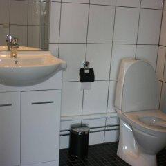 Отель Liljeholmens Stadshotell Стокгольм ванная