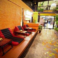 Отель NapPark Hostel Таиланд, Бангкок - отзывы, цены и фото номеров - забронировать отель NapPark Hostel онлайн интерьер отеля
