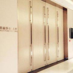 Отель Fu Kai Сиань сейф в номере
