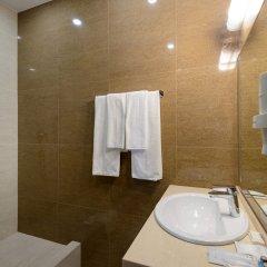 Гостиница Park Wood Академгородок ванная фото 2