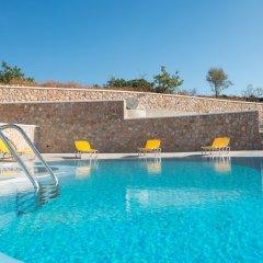 Отель Moonlight Apartments Греция, Остров Санторини - отзывы, цены и фото номеров - забронировать отель Moonlight Apartments онлайн бассейн