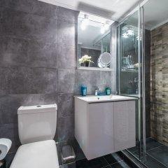 Отель Stylish Home in Koukaki ванная фото 2