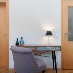 Апартаменты Slovansky Dum Boutique Apartments Прага удобства в номере фото 2