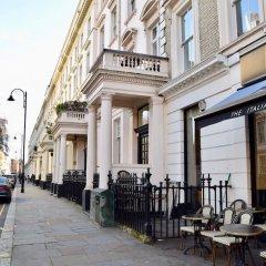 Отель Elegant Luxury Kensington Flat With Terrace