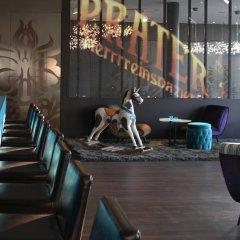 Отель Motel One Wien-Prater интерьер отеля