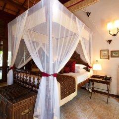 Отель Reef Villa & Spa Шри-Ланка, Ваддува - отзывы, цены и фото номеров - забронировать отель Reef Villa & Spa онлайн комната для гостей фото 5