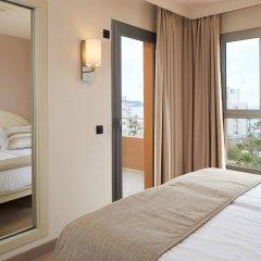 Отель Marins Cala Nau комната для гостей фото 3