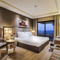 Bellis Deluxe Hotel Турция, Белек - 10 отзывов об отеле, цены и фото номеров - забронировать отель Bellis Deluxe Hotel онлайн комната для гостей фото 2