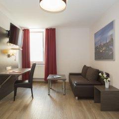 Отель City Aparthotel München Германия, Мюнхен - 2 отзыва об отеле, цены и фото номеров - забронировать отель City Aparthotel München онлайн комната для гостей фото 4
