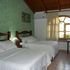 Отель Casa Gabriela Гондурас, Копан-Руинас - отзывы, цены и фото номеров - забронировать отель Casa Gabriela онлайн комната для гостей фото 4