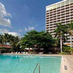 Отель Wyndham Kingston Jamaica бассейн